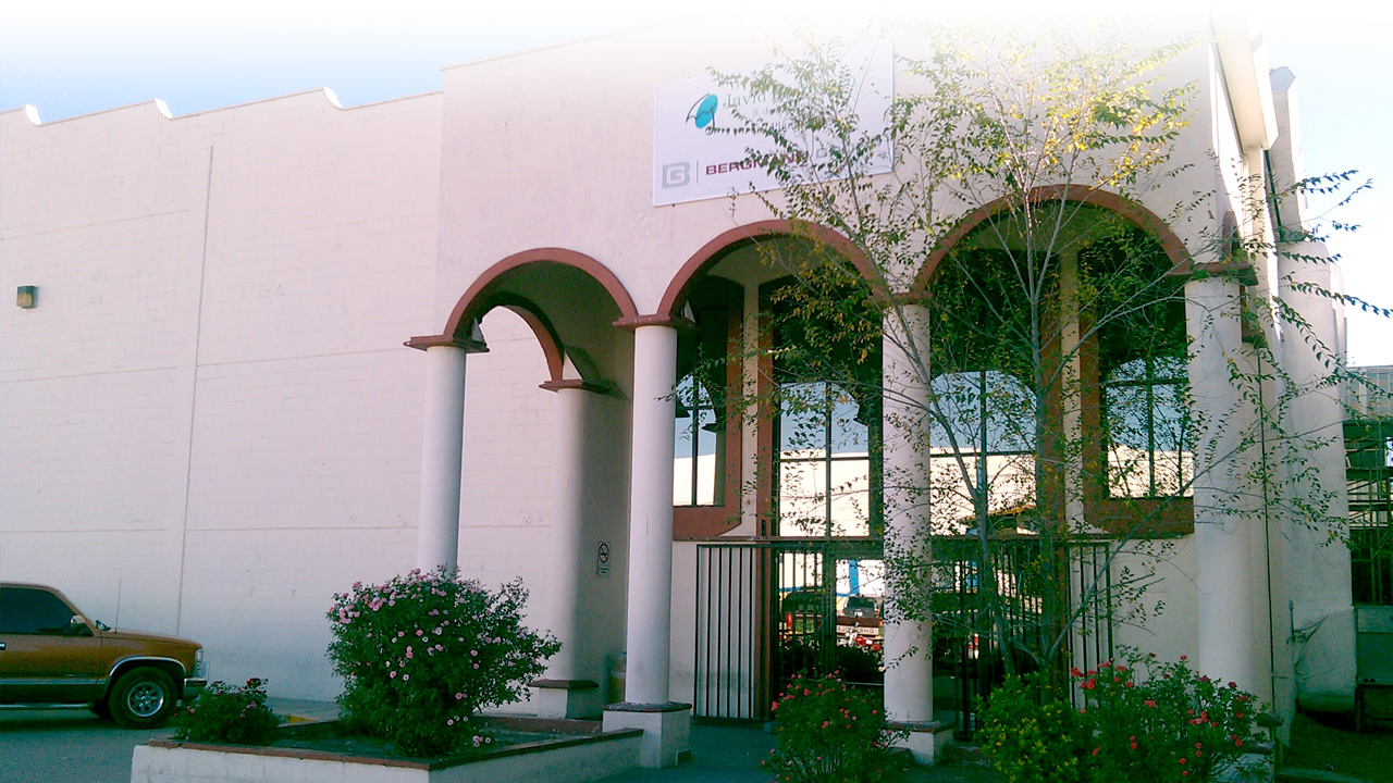 BergmannMex-Building