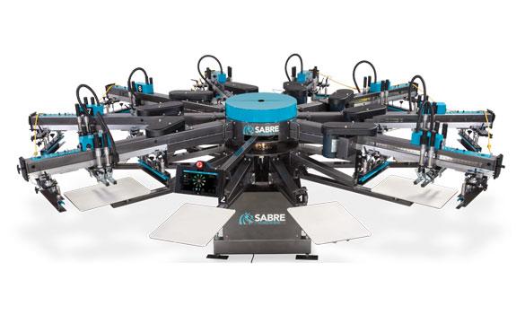 Sabre Automatic Press